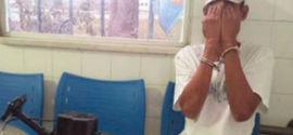 Homem é preso após roubar ventilador de cemitério