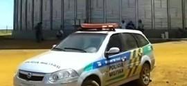 Trabalhador morre após cair dentro de silo cheio de soja em GO