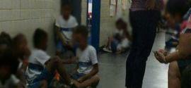 Traficante é assassinado e disparos assustam alunos em escola