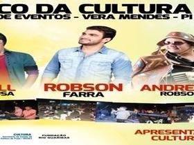Edição do Palco da Cultura será realizado em Vera Mendes.