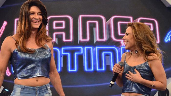 Rodrigo Faro e Wanessa Camargo  (Crédito: Divulgação/ Record )