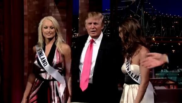 Ex-Miss Finlândia é 12ª a acusar abuso de Trump (Crédito: Reprodução/ Youtube )