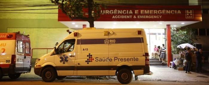 """Mulher é baleada ao sair de loja """"nervosa"""" com assalto no Rio"""