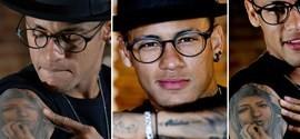 Neymar faz mais tatuagens após críticas do pai sobre quantidade
