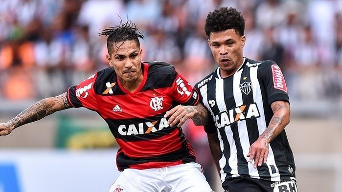 Flamengo empata com Atlético-MG