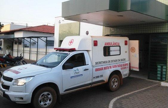 Hospital Estadual Dr. Júlio Hartman, em Esperantina (Crédito: Jornalesp)