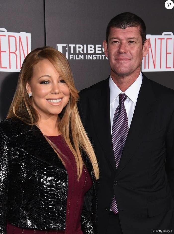Mariah Carey e James Packer (Crédito: Reprodução)