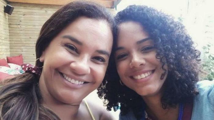 Filha de Solange Couto revela que foi vítima de estupro