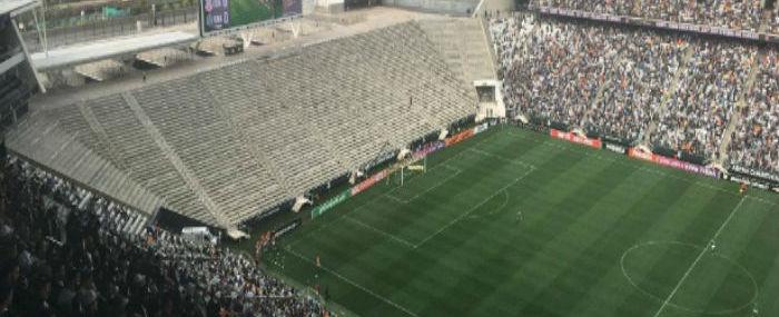Corinthians empata com Chapecoense e deixa G-6