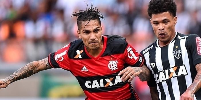Flamengo e Atlético-MG empatam e Palmeiras comemora resultado