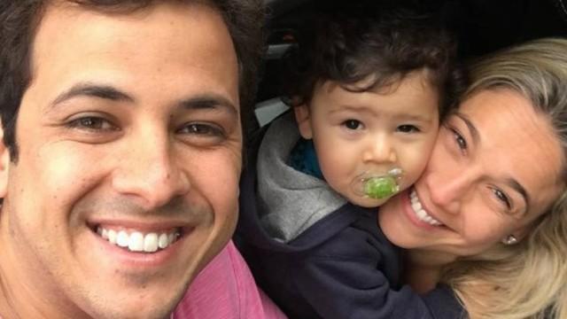 Matheus Braga e Fernanda Gentil (Crédito: Reprodução)