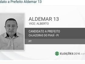 Aldemar Neto é reeleito em Cajazeiras do Piauí