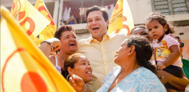 Geraldo Julio, do PSB, é reeleito prefeito do Recife