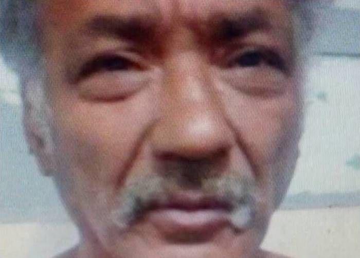 José Luiz Moreira, de 69 anos