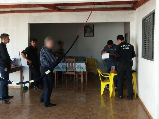 Advogado negou ter cometido o crime (Crédito: Divulgação)