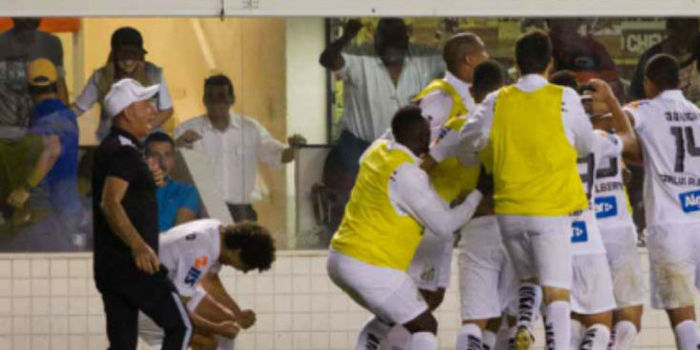 Santos vence e tira invencibilidade de 15 jogos do Palmeiras