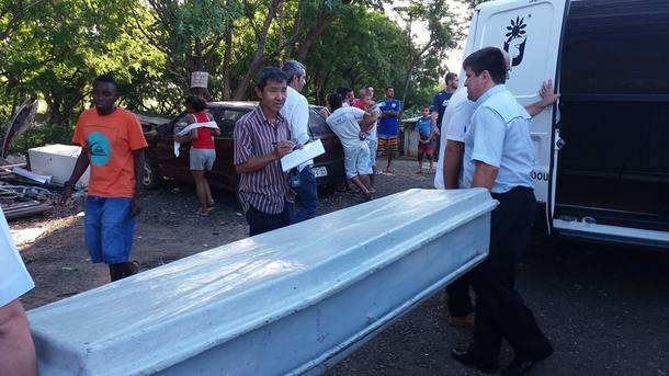 Mototaxista foi morto a facadas pela ex em Piracicaba (Crédito: Reprodução)