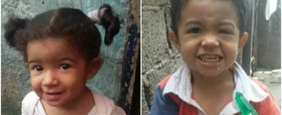 Crianças morrem em incêndio após serem deixadas sozinhas em casa
