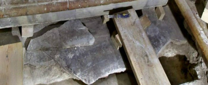Descoberta tumba original em que Jesus teria sido enterrado
