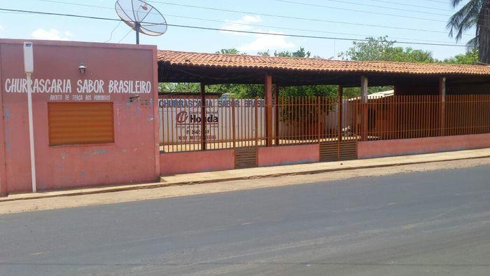 Churrascaria assaltada em Oeiras (Crédito: Mural da Vila)