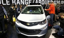 Chevrolet anuncia o elétrico Bolt no Salão de São Paulo