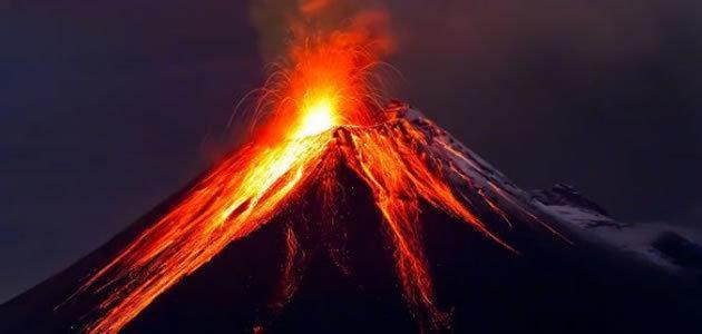 Aplicativo permite ter informações sobre vulcões da Terra