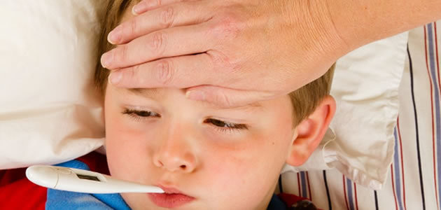 6 medidas para baixar a febre de maneira segura