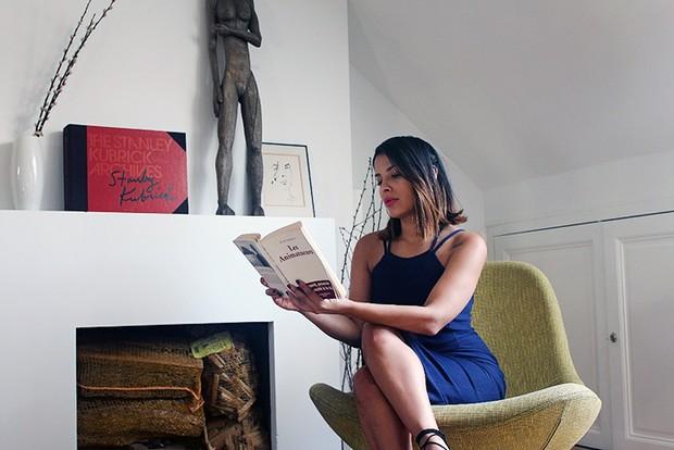 Gyselle Soares em Paris  (Crédito: Divulgação)