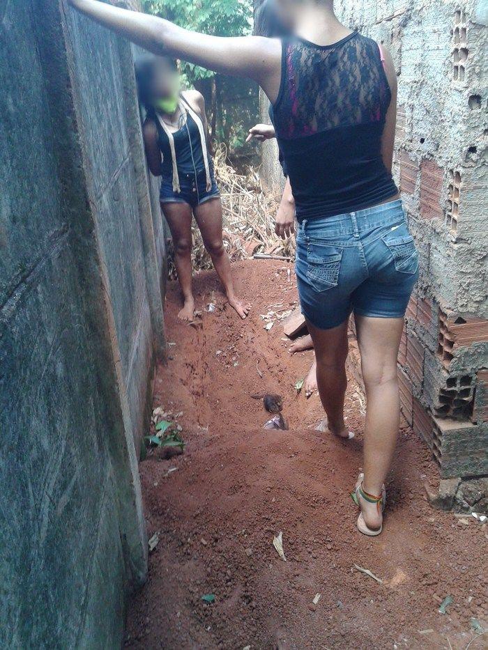 Menor  foi torturada e quase assassinada (Crédito: Divulgação/ Polícia Civil )