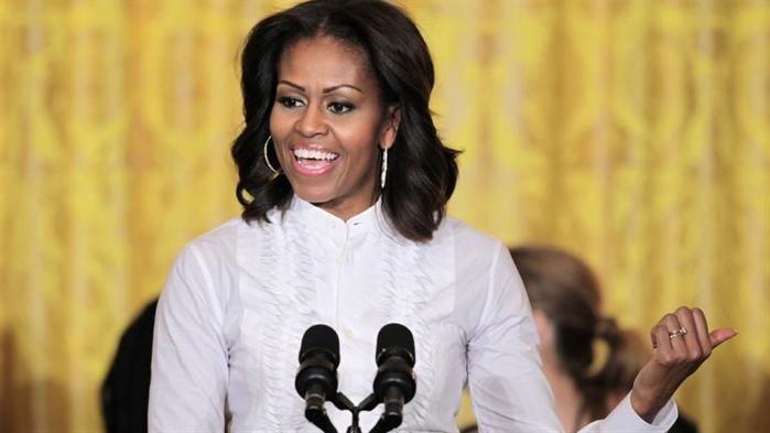Michele Obama (Crédito: Reprodução)