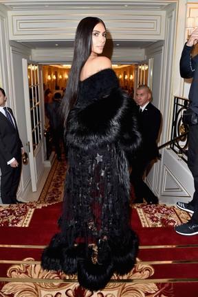 Kim Kardashian  (Crédito: Arquivo Pessoal)