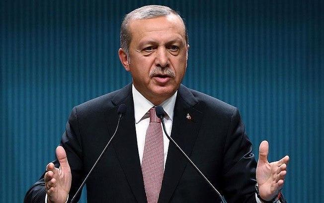 Presidente da Turquia, Recep Erdogan
