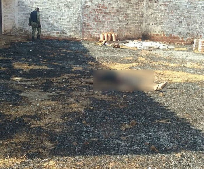 Corpo achado em um terreno na zona Leste (Crédito: Divulgação)