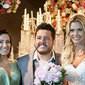 Veja mais fotos da festa de casamento de Gusttavo Lima e Andressa