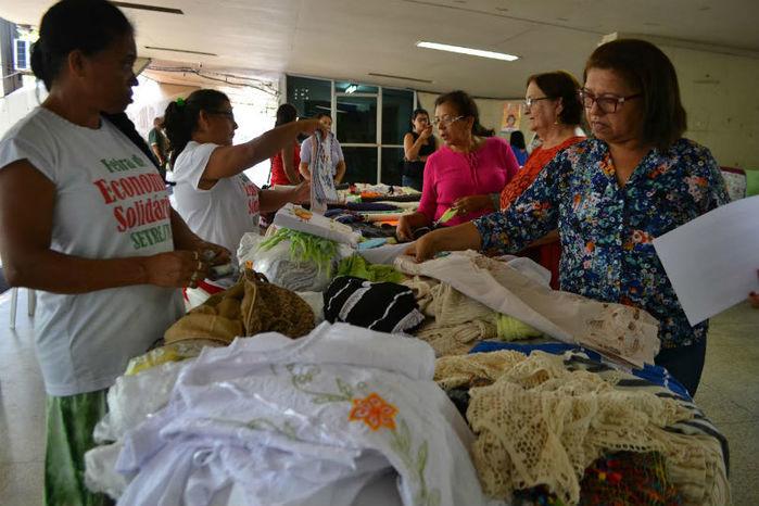 Feria da Economia Solidária