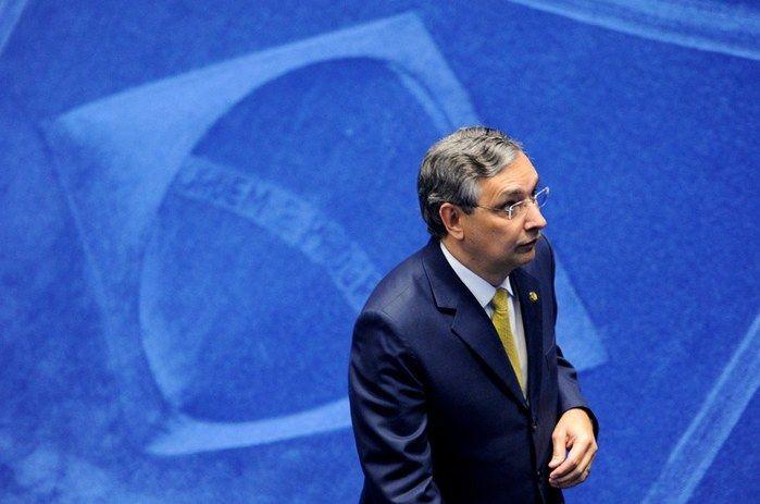 Autor da proposta, é o senador Eduardo Amorim (Crédito: Agência Senado)