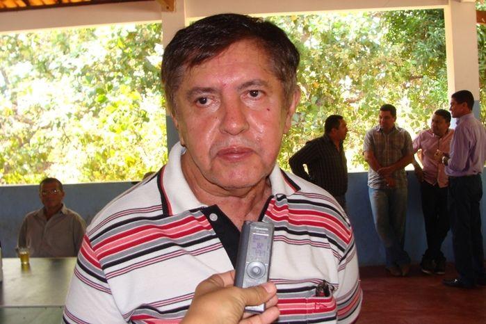 Prefeito Dr. Heli de Araújo Moura Fé