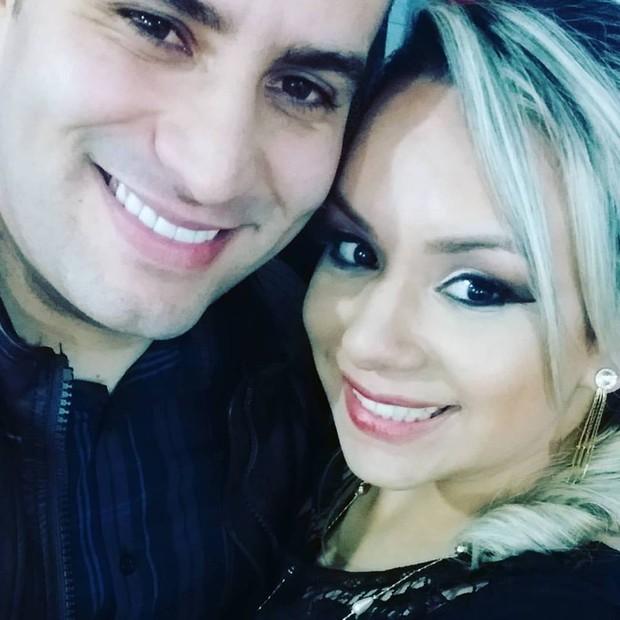 Juliana Soares e Tiago Costa (Crédito: Reprodução/ Instagram)