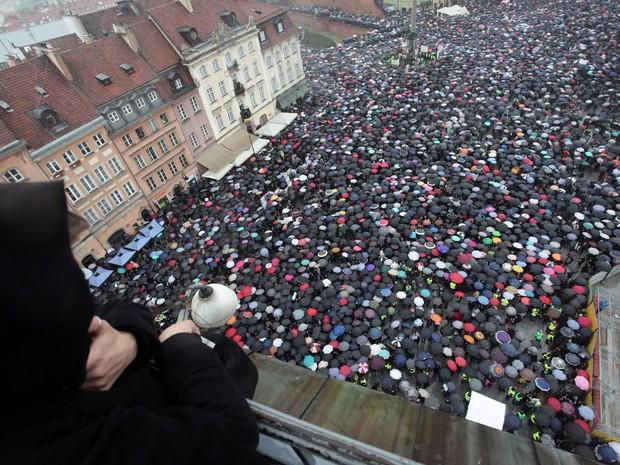 Decisão na Polônia (Crédito: Reprodução)