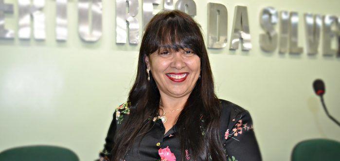Waldelina Crisato, de Jaicós (Crédito: Cidades na Net)
