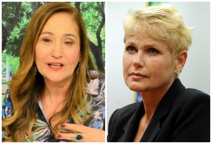 Polêmica envolvendo Sonia Abrão e Xuxa