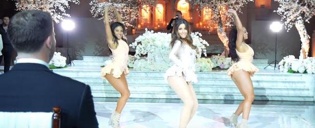 Noiva dança Beyoncé em festa de casamento e faz sucesso na web