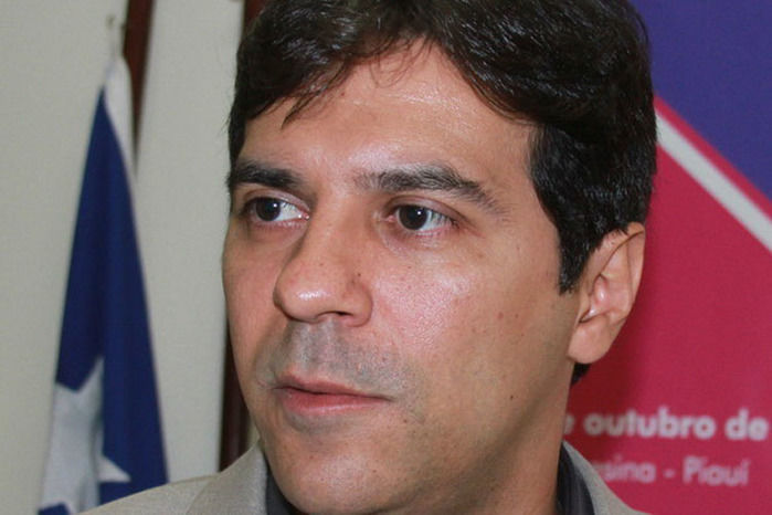 O piauiense Francisco Ferraz (Crédito: Jornal Meio Norte)