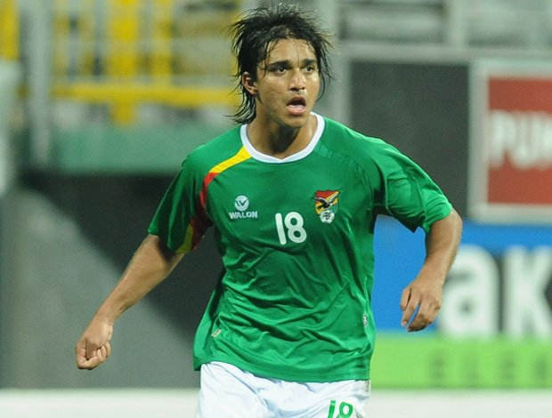 Boliviano Marcelo Moreno (Crédito: Divulgação)