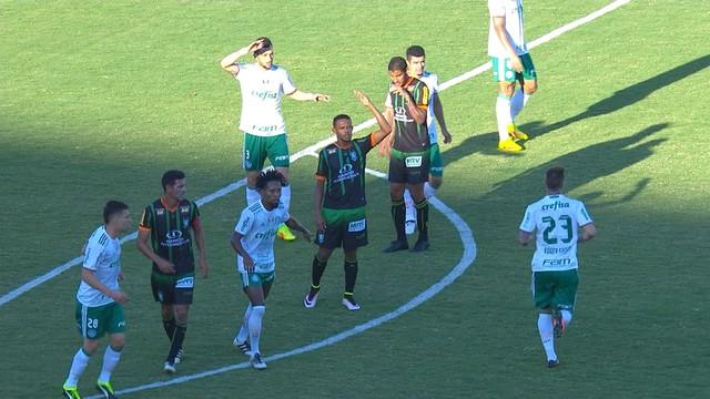 Palmeiras teve um começo avassalador