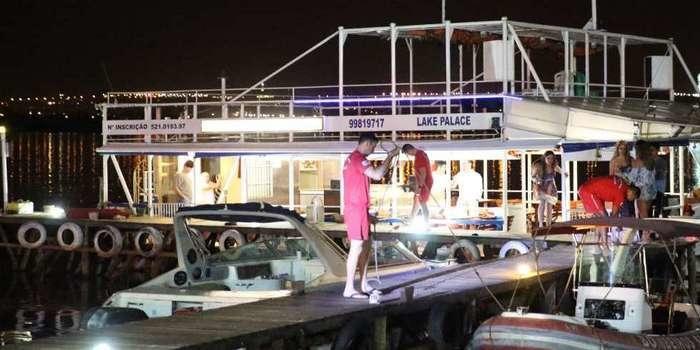 Policial federal mata homem durante festa em barco em Brasília