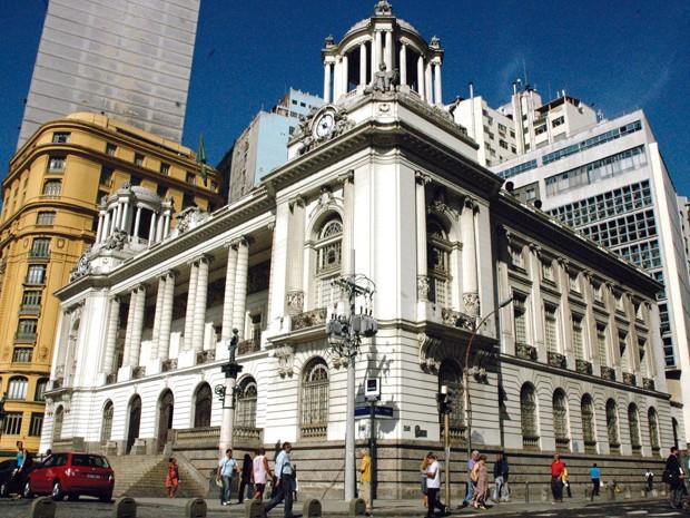 O Palácio Pedro Ernesto, na Cinelândia, abriga a Câmara de Vereadores do Rio (Crédito: Reprodução)