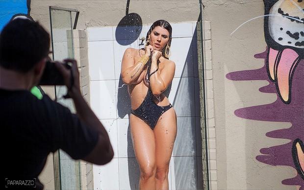 Thaís Bianca  (Crédito: Paparazzo)