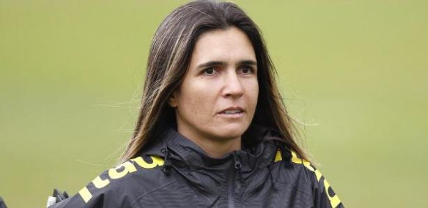 Emily Lima será a substituta de Vadão no comando da seleção feminina (Crédito: Reprodução)