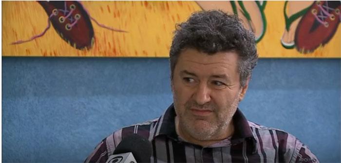 Pedro Antônio Roso foi encontrado  morto